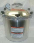 Pressure Cooker / Canner - All American 30 Quart