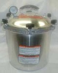 Pressure Cooker / Canner - All American 25 Quart